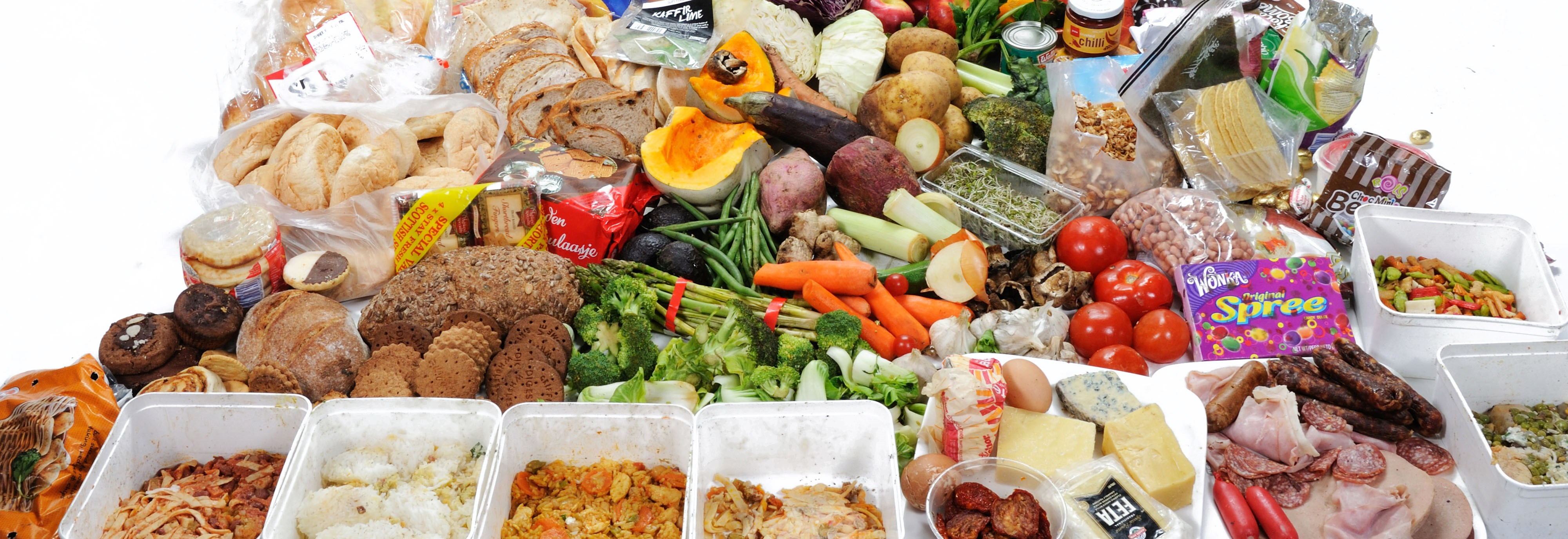 Food waste. Photo: Wikimedia commons