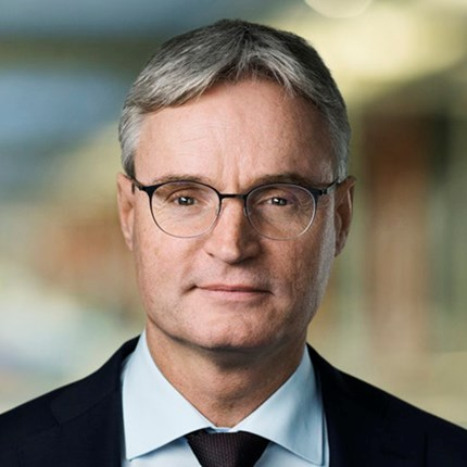 Peder Bank, CEO in Danish Salling Group. Photo: Salling Group