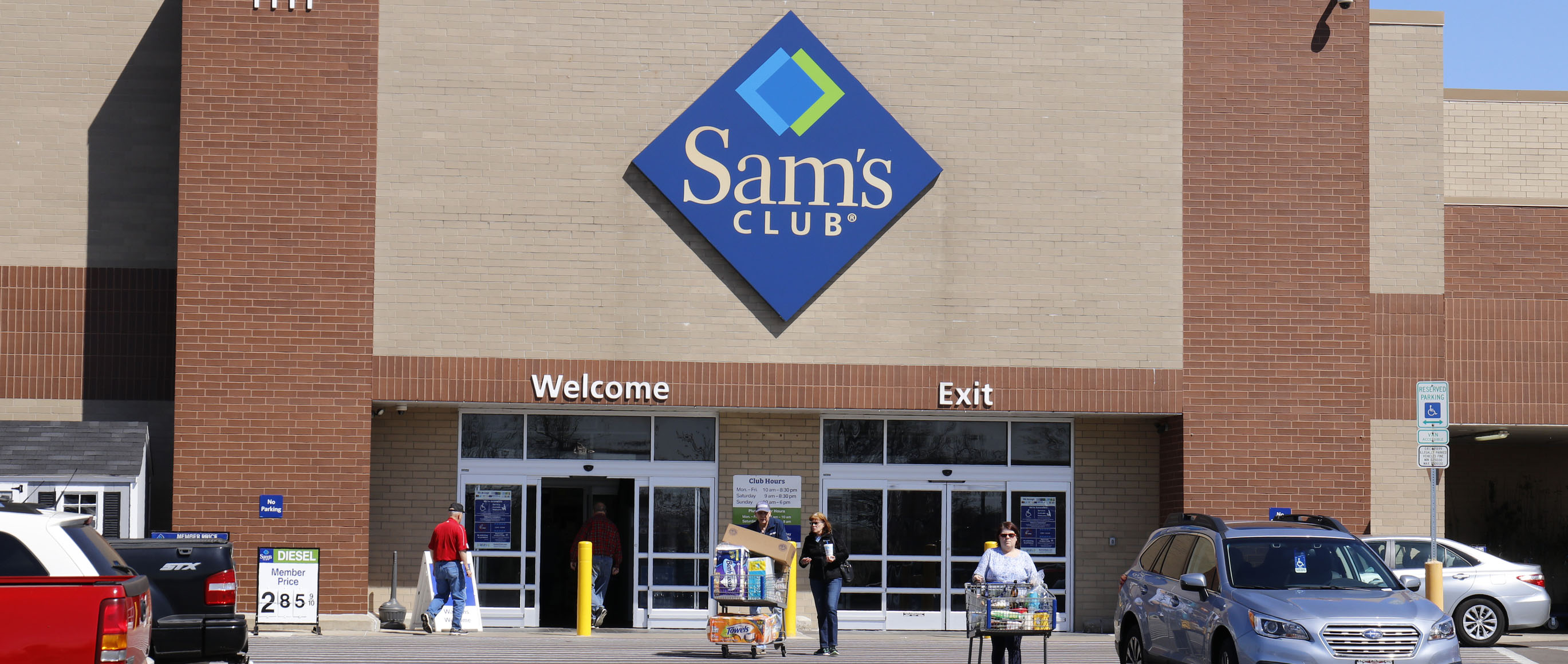 Sam Club The Wire For Ociates   Half Of Walmart S Workforce Are Part Time Workers Nhh
