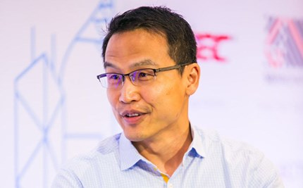 Grab Inc. CEO, Ming Maa. Photo: DealStreetAsia