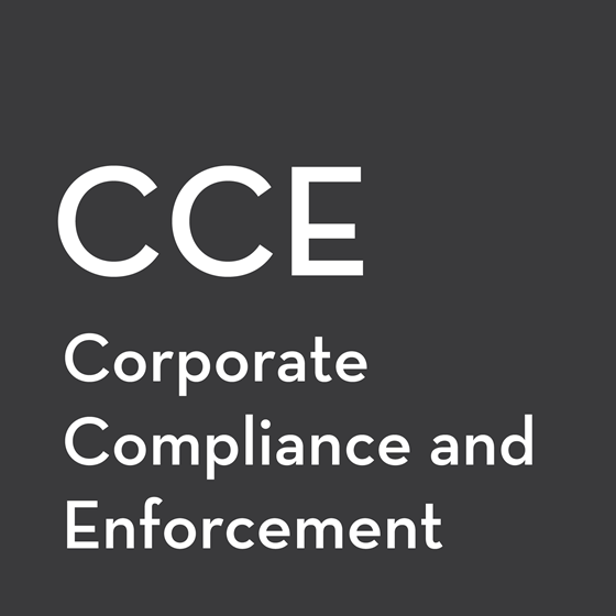 Corporate Compliance and Enforcement