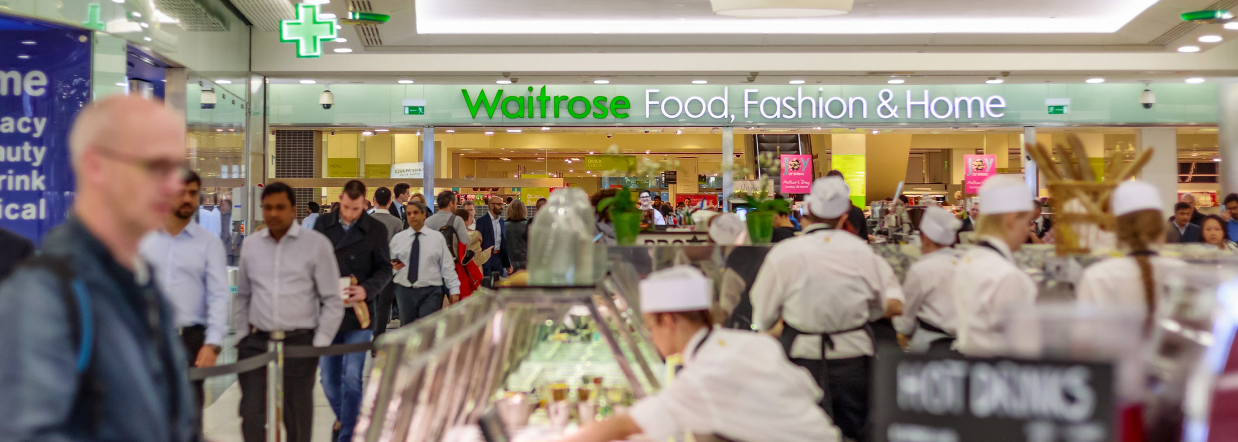 Waitrose store. Photo: Wei Huang/Dreamstime.com