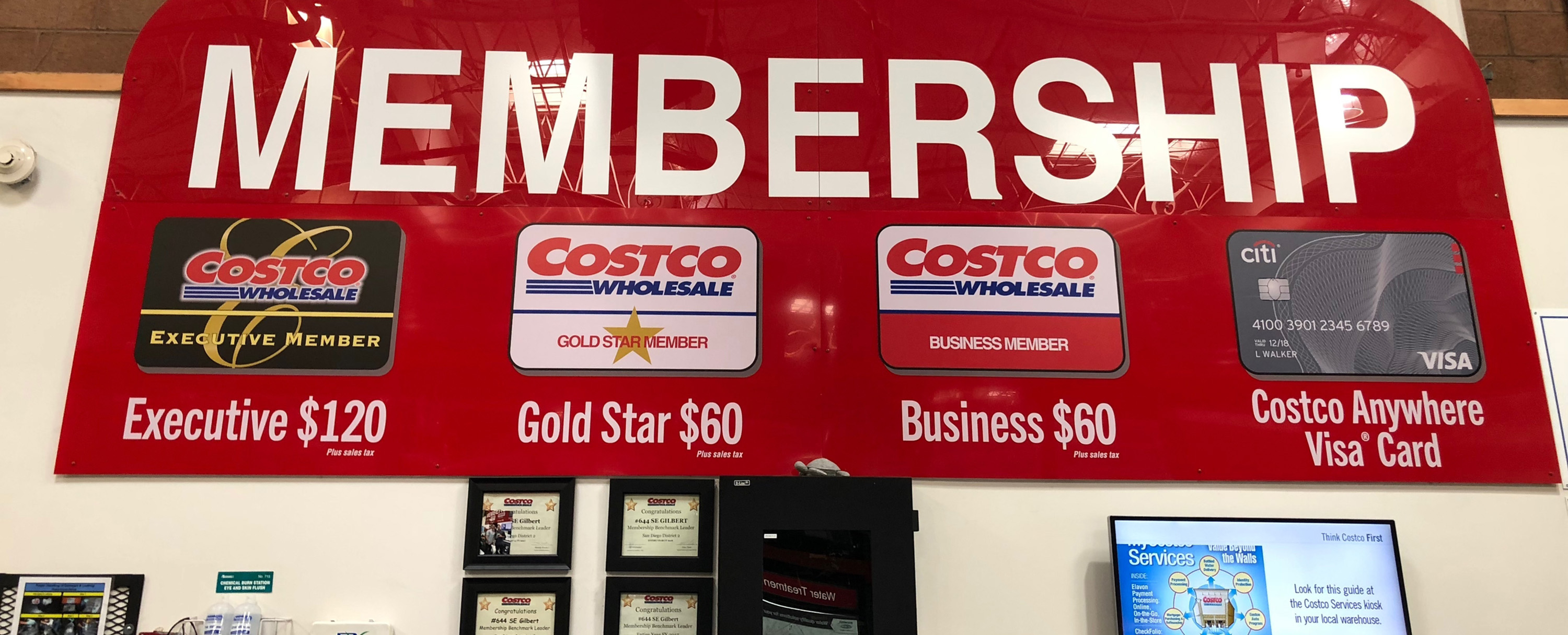 Costco store. Photo: Dreamstime