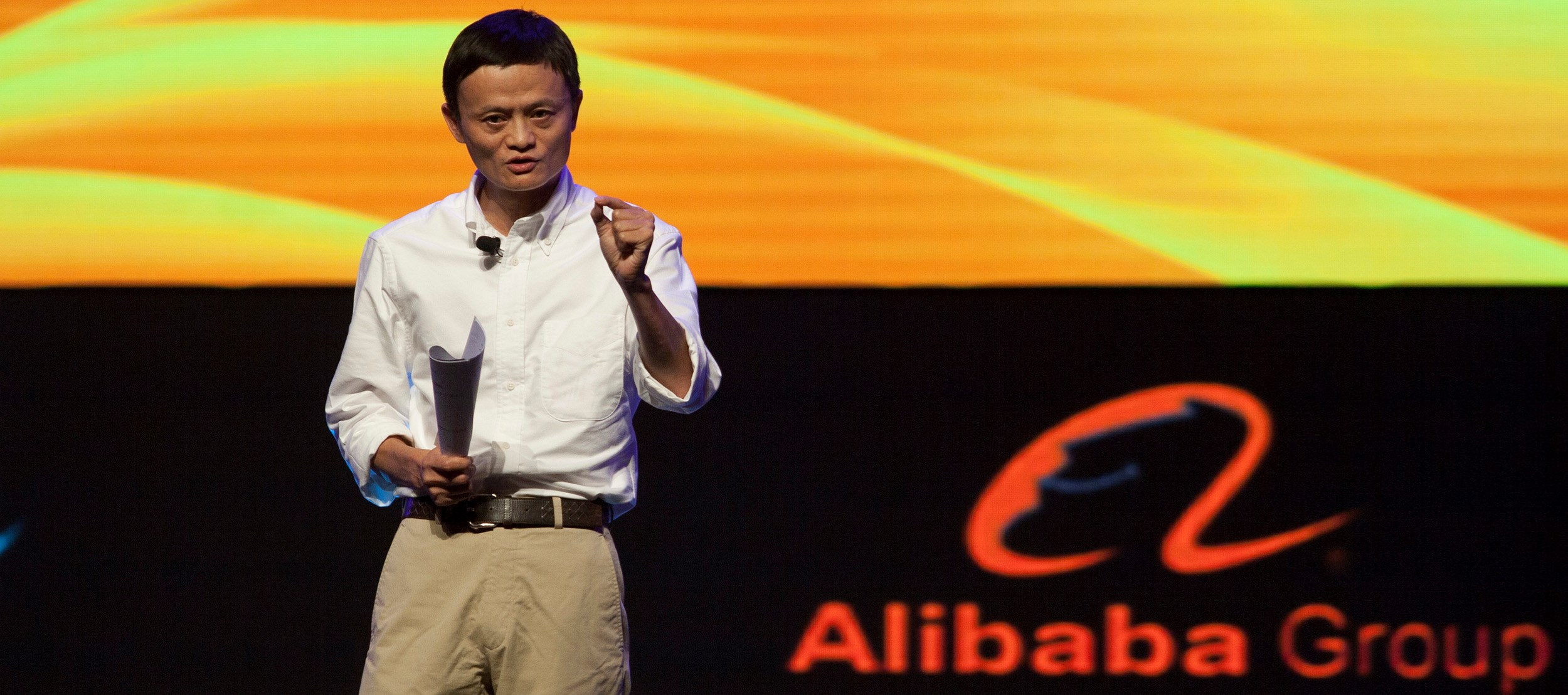 Jack Mae CEO in Alibaba. Photo: Dreamstime