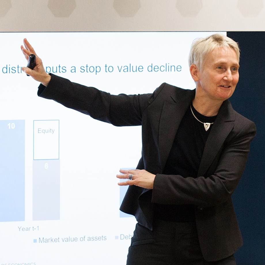 Professor Karin Thorburn. Photo: Andre Ainsworth