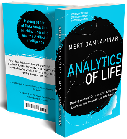 Front cover of Analytics of Life.