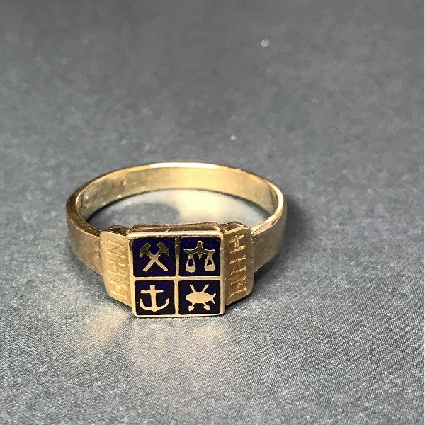 NHH Doctoral ring