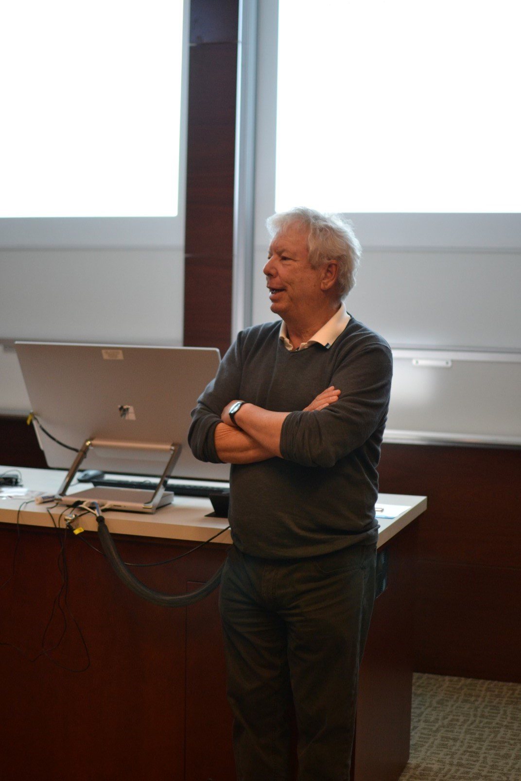 Spring School 2018, Day 1. Richard Thaler, University of Chicago Booth School of Business