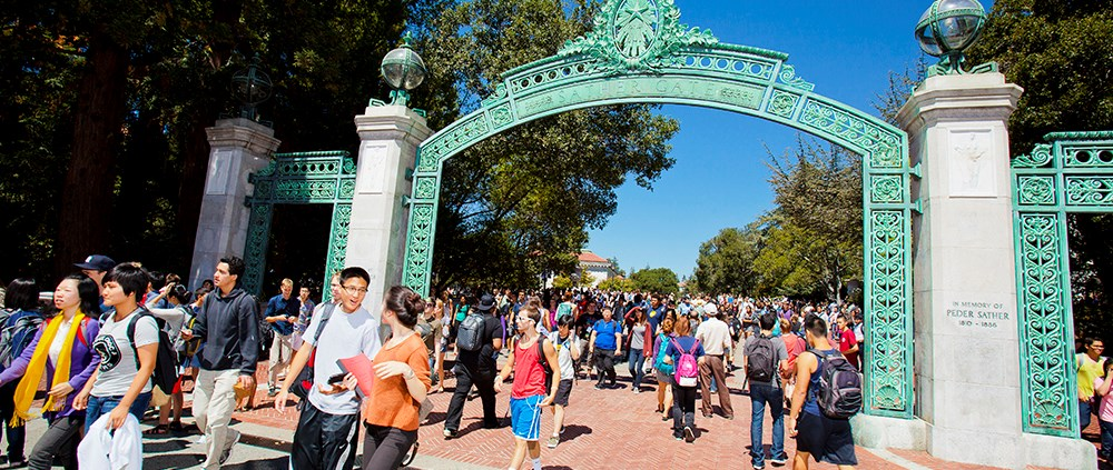 Photo: University of California, Berkeley