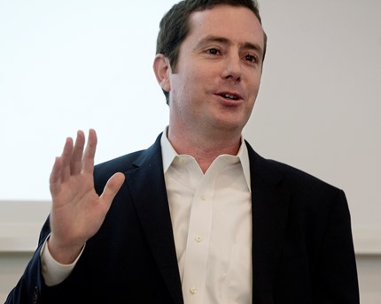 Ronan Ryan, Chief Strategy Officer at IEX GROUP.