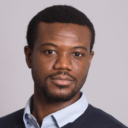 Abdallah Wumpini Issahaka, PhD Candidate, Department for Strategy and Management, NHH.