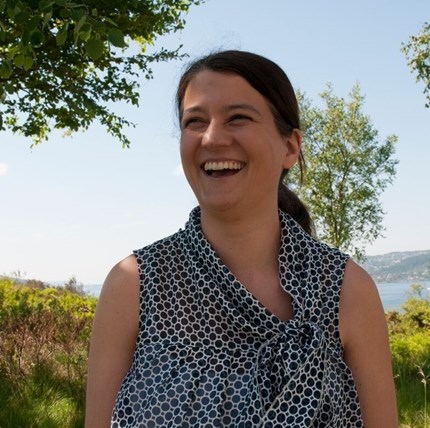Catarina Martins is Group Manager of Environment and Sustainability in Marine Harvest and one of five employees from the international company taking this MBA