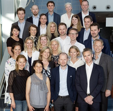 This week the 23 participants at the Executive MBA in Sustainable Innovation in Global Seafood are gathered in Bergen.